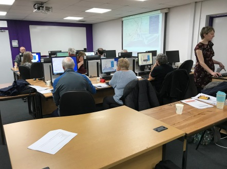 Armchair archaeologist workshop - how to access archaeological resources